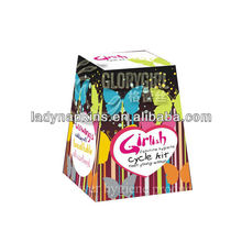 Characteristic Trapezoid Femal Panty Liner