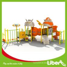 China Alibaba Machine Man Serie Cool Outdoor Spielplatz mit Cusotmized Free Design