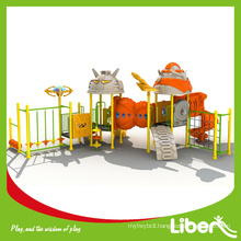 China Alibaba Machine Man Series Cool Outdoor Playground with Cusotmized Free Design
