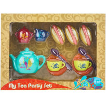 Children Plastic Tea Set Toy