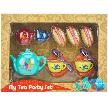 Kinder Plastik Tee Set Spielzeug