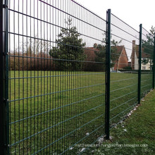 PVC Painted Welded Mesh Fence Made in China