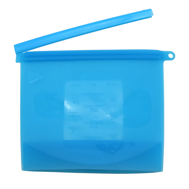 silicone food fresh bag
