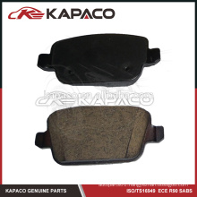 Wholesale brake pads for VOLVO FORD D1314 7G9N-2M008