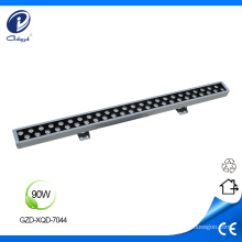 90W Commercial Linear Outdoor Led Wall Washer RGB