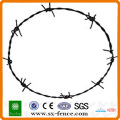 zinc coating or pvc green Barbed Wire