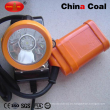 Lámpara portátil de mineros de alta calidad Kj4.5lm LED