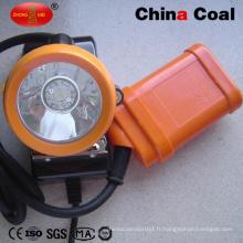 Lampe de mineurs portatifs de charbon de la Chine Kj4.5lm LED