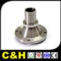 OEM алюминий Нержавеющая сталь Латунь пластмасса CNC точности подвергая механической обработке