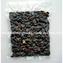 Black Melon Seed Vacuum Bag / Clear Vakuum Tasche für Snack / Kunststoff Vakuum Tasche