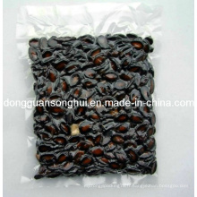Sac à vide à base de melon noir / Sac à vide transparent pour sac à vide / sachet en plastique