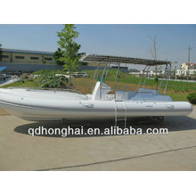 7.3m RIB inflatable boat for sale