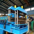 Glazed Tile Steel Roofing Making Machine