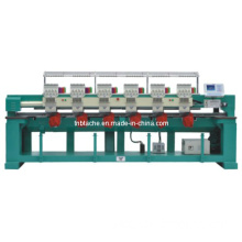 Ulti Heads Computerized Embroidery Machine for Cap T-Shirt & Flat Industrial Embroidery