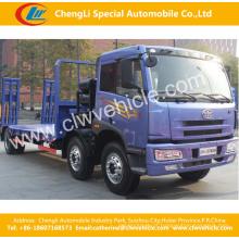 Tri Axles Flatbed Camião de Transporte