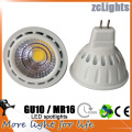 6W 12V MR16 3000k Светодиодные лампы потолочный прожектор