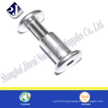 Stainless Steel Male Bolt and Female Bolt