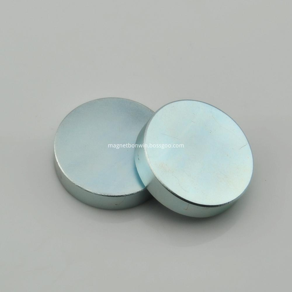 Big disc magnet