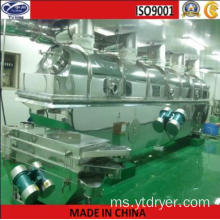 Asid Itaconic Acid Vibrating Bed Drying Machine