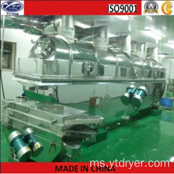 Asid propanedioic Acid Vibrating Bed Dryer