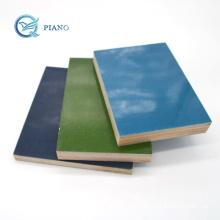 plastic coated poplar marine plywood for vessel decking