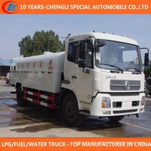 Caminhão de dragagem de alta pressão do esgoto do caminhão 8cbm 10cbm da limpeza 4X2