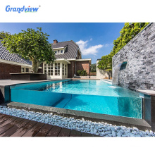 clear acrylic panel for swimming pool walls
