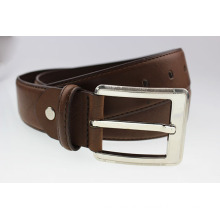Western genuine leather belts for young men