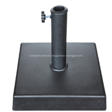 Outdoor 8KGS Square Resin Strong Umbrella Stand