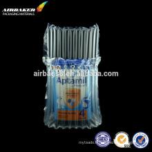 Remplir le sac de protection gonflable air vessies de matériaux d'emballage promotionnel