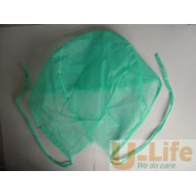 Surgical/Doctor Cap with Green Color