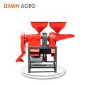 DAWN AGRO Auto Combinado Arroz Moinho Planta Disco Grão Retificadora