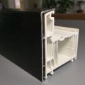 Abra janelas uPVC e portas da série High-END