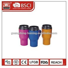2014 new designed hot sale plastic airless pump bottle 100ml