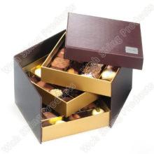 Elegant latest design holiday gift box for chocolate