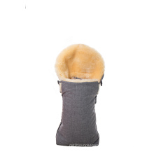 Sheepskin Footmuff Merino Wool Footmuff Fleece Footmuff