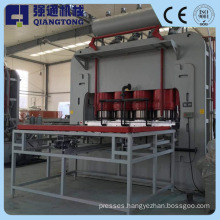 Factory Supplier Hydraulic Laminate Floor Hot Press