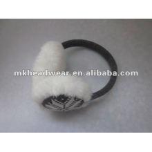 Mode strickte warme Ohrenschützer