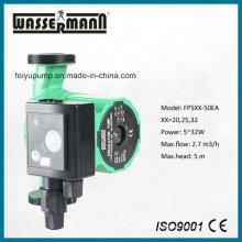 Max. Head 5m, Energy Saving Hot Water Pumps