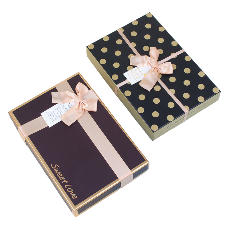 Paper Chocolate Rigid Gift Box