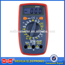 Digital Multimeter DT33A with Capacitance Function