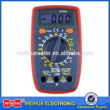 Цифровой мультиметр DT33A с Емкость функция