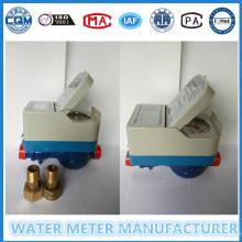 Medidor de flujo de agua inteligente con función de prepago
