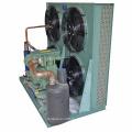 Unidad de condensación de pistón semicerrado refrigerado por aire