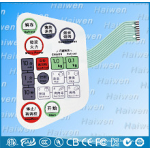 new membrane switch for electromagnetic oven