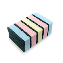 Large Eco Friendly Kitchen Cleaning Hard Sponge Scourer Pad