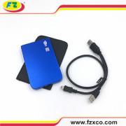 2.5 calowa zewnętrzna obudowa do laptopa HDD USB2.0 SATA
