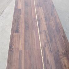 3 couches 3 bandes plancher en noyer américain