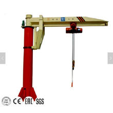 Special for Pillar Jib Crane,Pillar Crane,Small Pillar Jib Crane,Pillar Mounted Floor Crane Wholesale From China 10T Industrial Wall price of mobile Jib Crane supply to Samoa Supplier