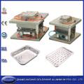 Aluminio aluminio envase molde (GS)